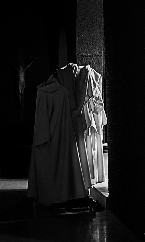 Waiting in the Shadow - Glenstall Abbey