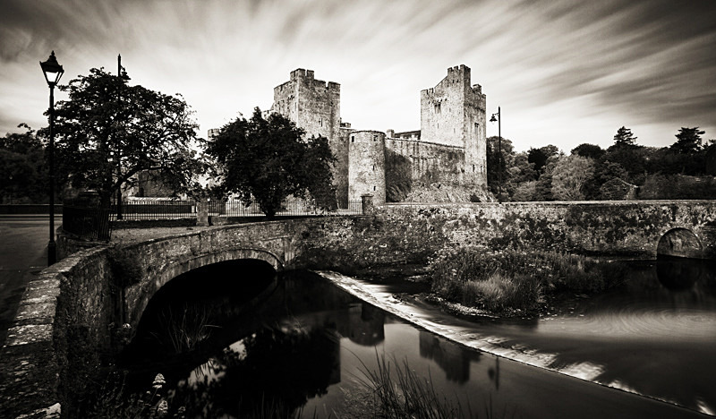 Cahir Castle Co Tipperary Study 2 - Historic