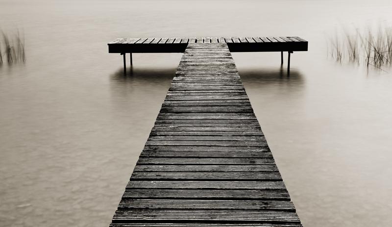 Lake Pier - Gallery