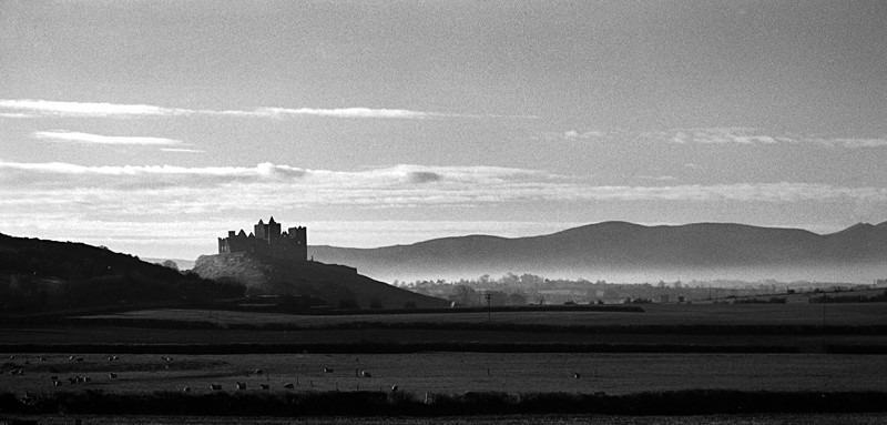 The Rock of Cashel 1986 - Historic
