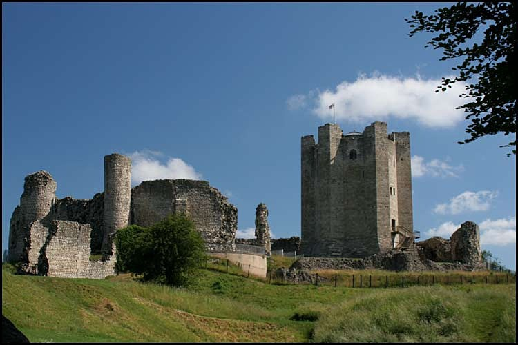 - Conisborough Castle