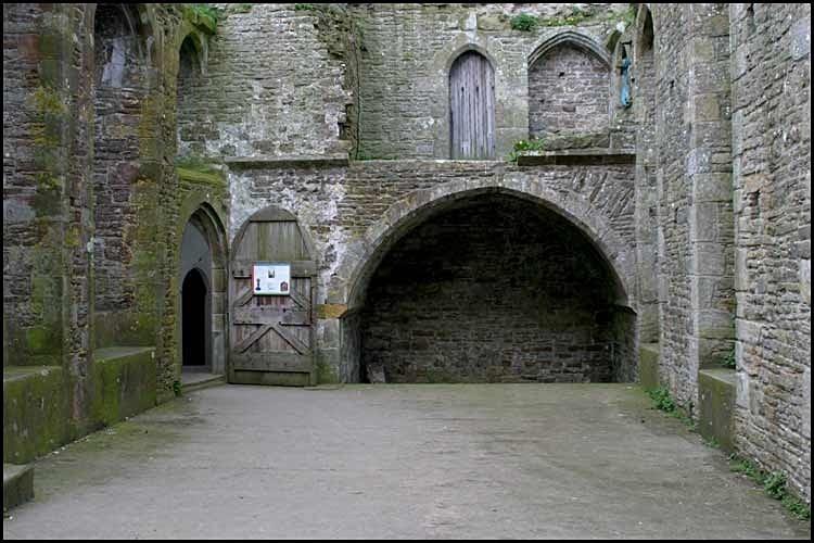 - Bolton Castle