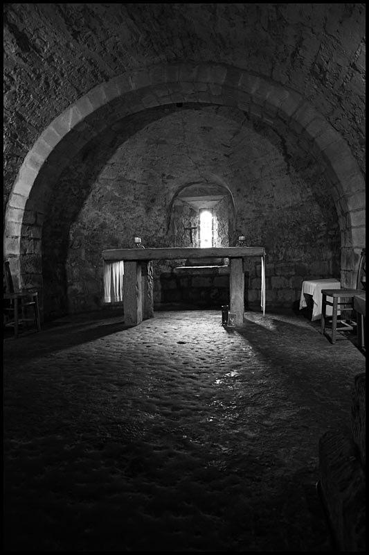 - Lastingham Church Crypt