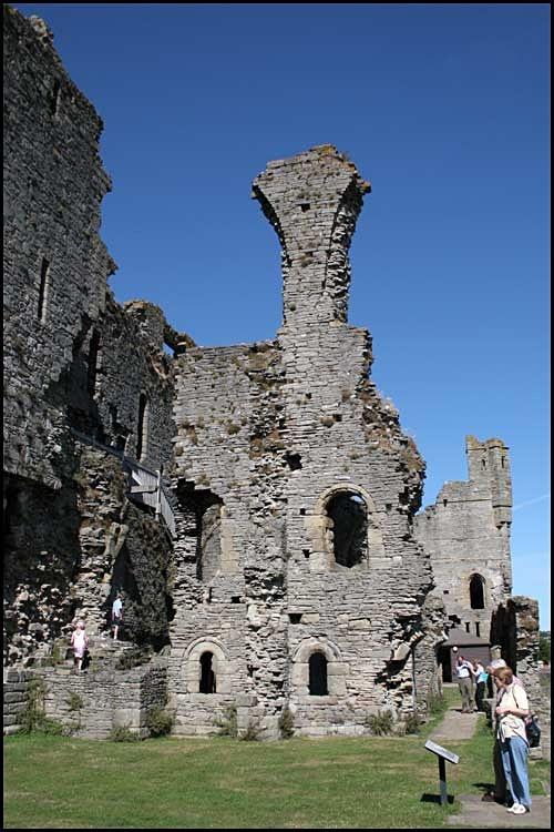 middleham castle 5 - Middleham Castle