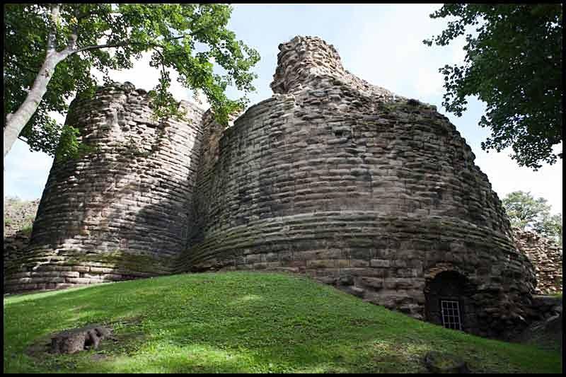 - Pontefract Castle