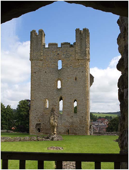 - Helmsley Castle