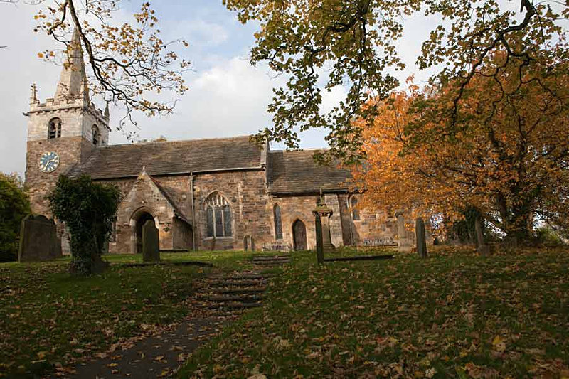 - Ledsham Church