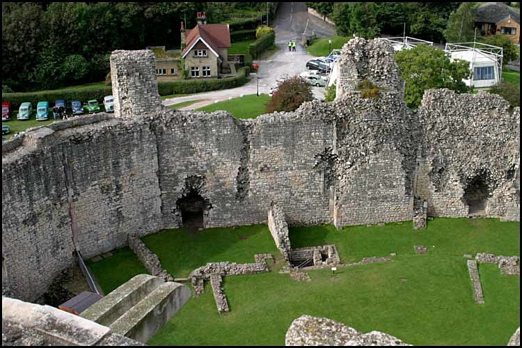 - Conisborough Castle