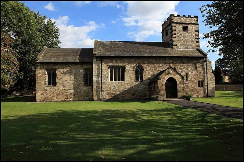 current site - Ferrybridge Church