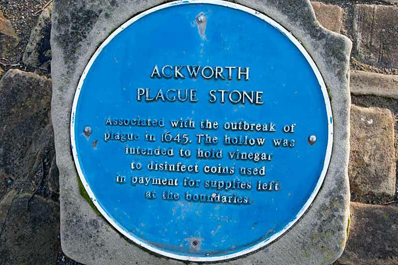 - Ackworth Plague Stone