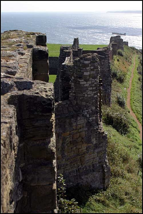 - Scarborough Castle