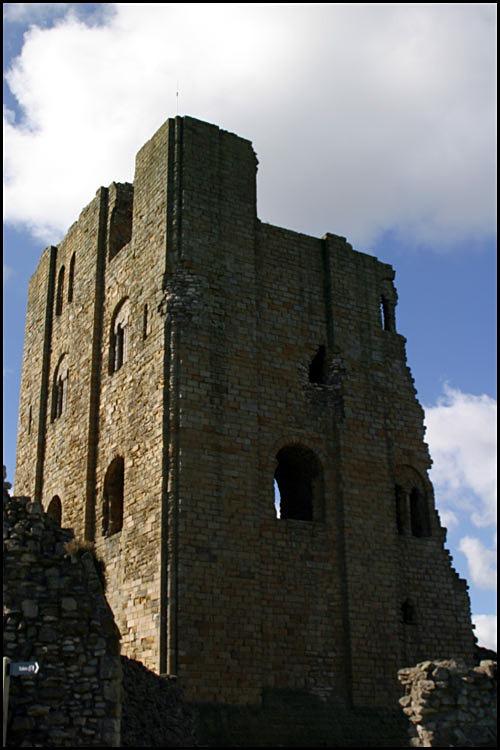 - Scarborough Castle