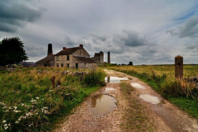 Magpie Lead Mine - Central England