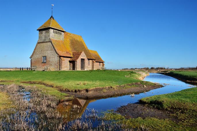 Fairfield Chuch - Southern England