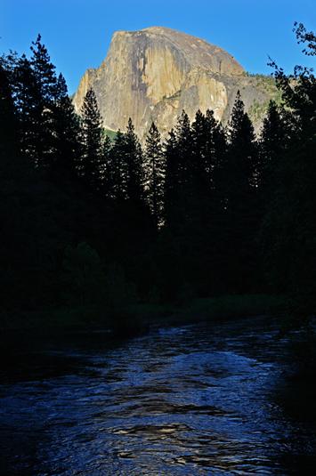 Half Dome - Yosemite National Park - USA
