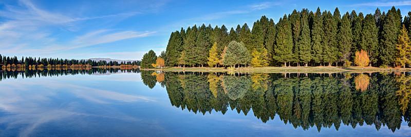 Lake Ruataniwha - Panorama
