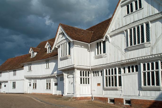 Lavenham - Central England