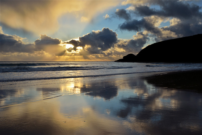 Praa Sands - Cornwall