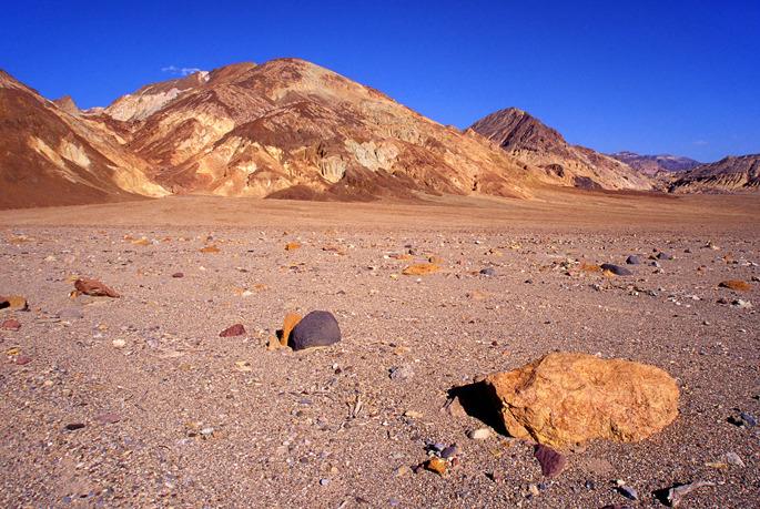 Furnace Creek - Death Valley - USA