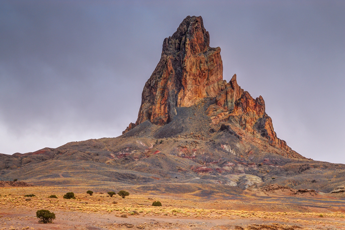 Agathla Peak - USA