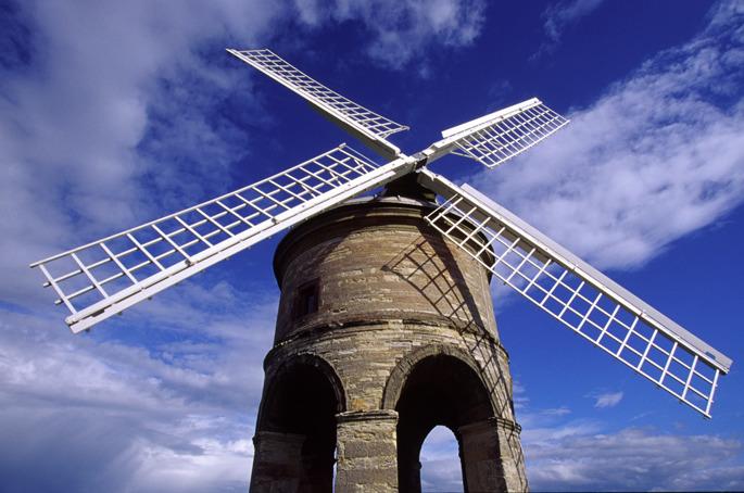 Chesterton Windmill - Central England