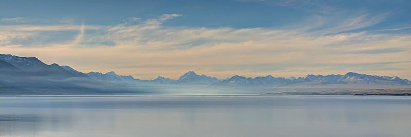 Pukaki 2 - Panorama