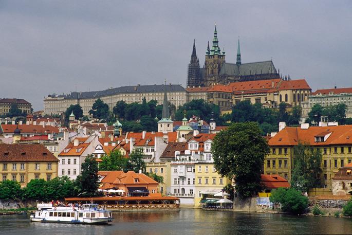 Prague Castle - Europe