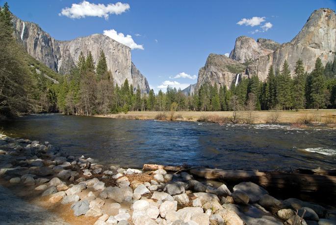 Yosemite Valley - USA