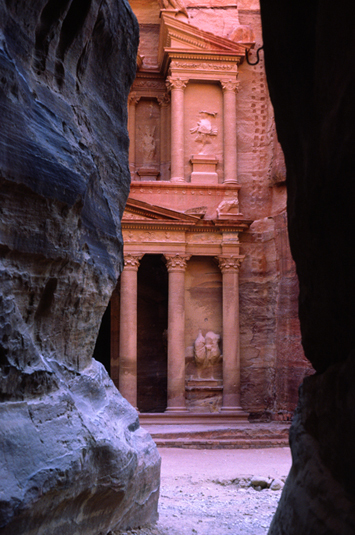 Treasury - Petra - Jordan and Israel