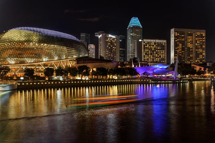 Quay - Singapore