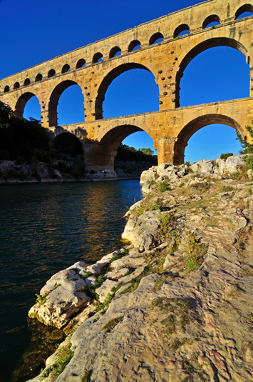 Pont du Gard - Remoulins France - Europe