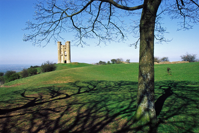 Broadway Tower - Central England