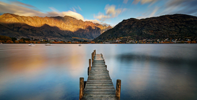 Jetty - New Zealand