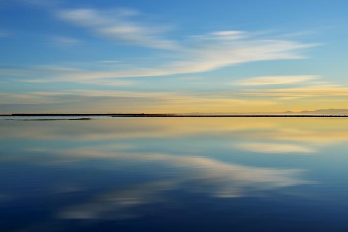 Lake Ellesmere - New Zealand
