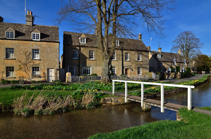 Lower Slaughter - Central England