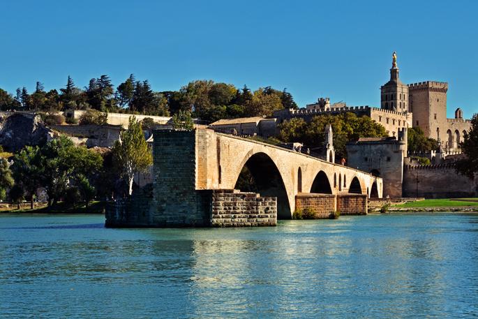 Pont dAvignon - Europe