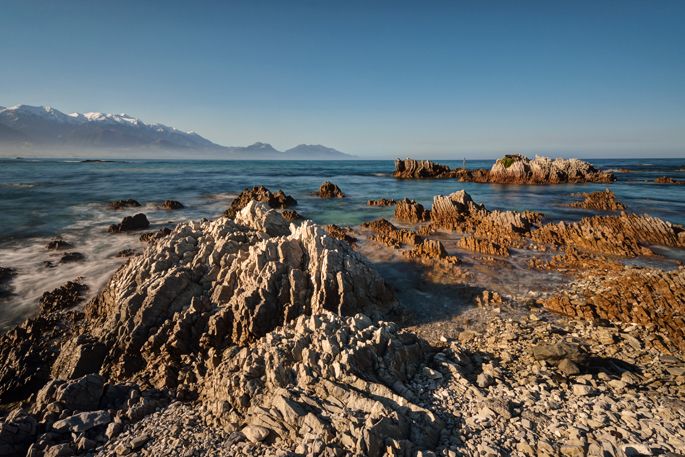 Kaikoura Rocks - New Zealand