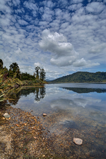 Lake Ianthe - New Zealand