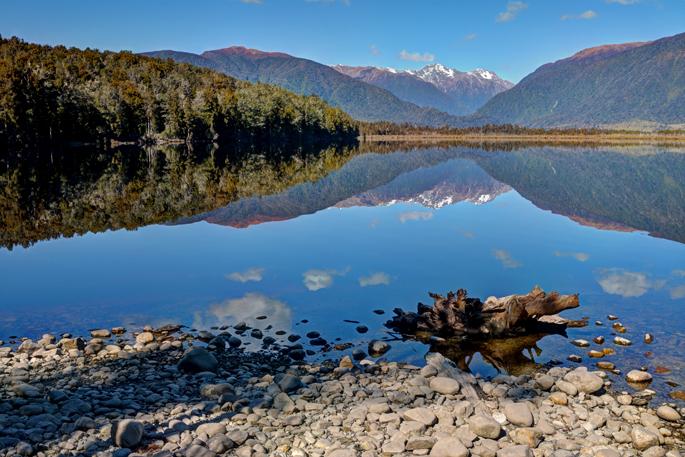 Lake Haupiri - New Zealand
