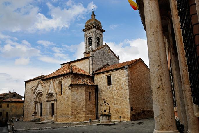 San Quirico D'Orcia - Europe