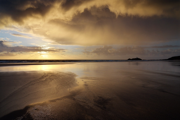 Weather - Gwithian - Cornwall