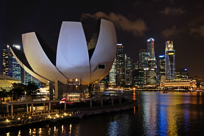 Art Science Museum - Singapore