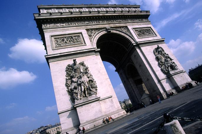 Arc de Triomphe - Europe