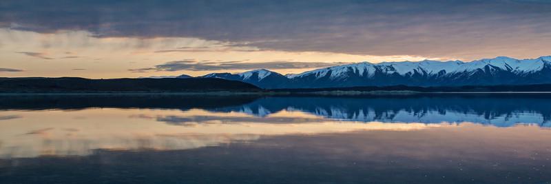 Pukaki - Panorama