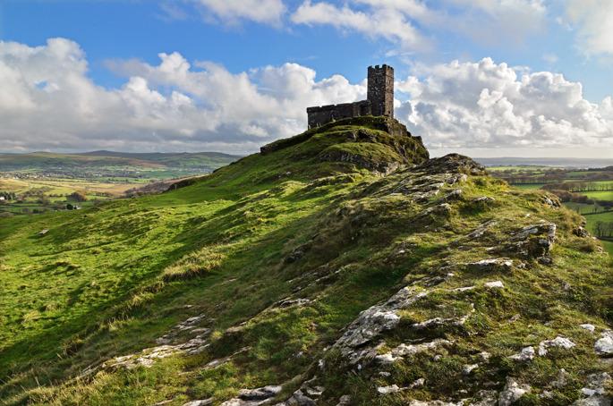 Brentor - Dartmoor - Southern England