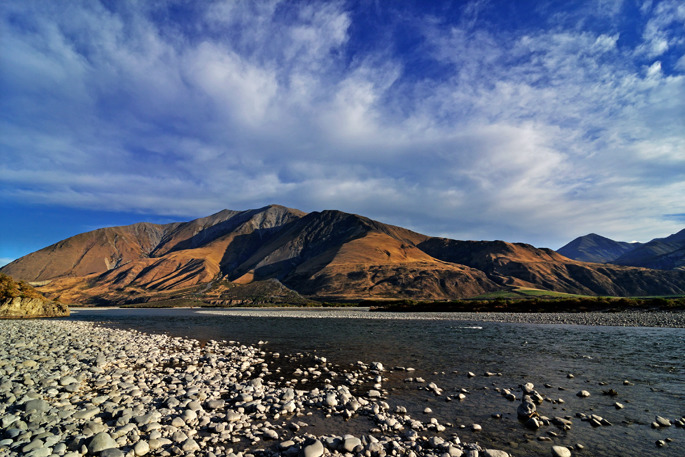 Lake Coleridge - New Zealand