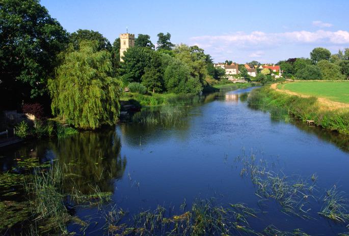 Bidford on Avon - Central England
