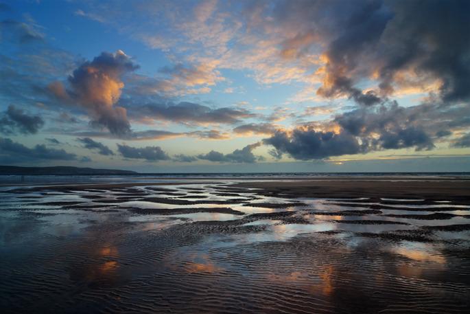Beach - Gwithian - Cornwall