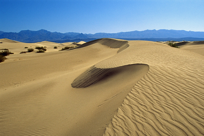 Dunes - Death Valley - USA
