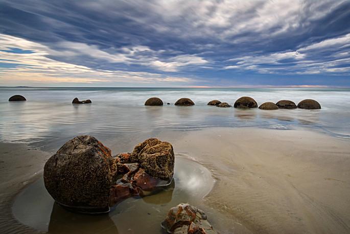 Moeraki - New Zealand